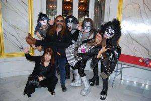 Exkissitos-Rock en familia