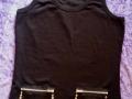 Camiseta bolsillo calavera